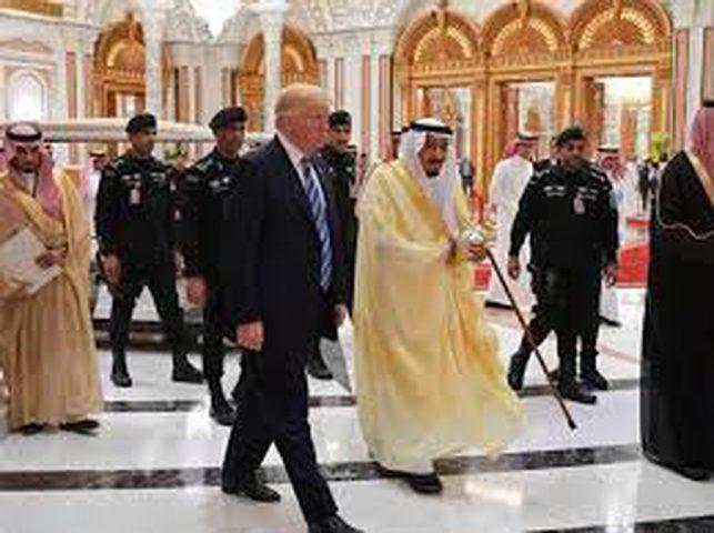 العلاقات الأمريكية _الإسرائيلية مع المملكة السعودية وتأثيرها على الأزمة الإسرائيلية الإيرانية