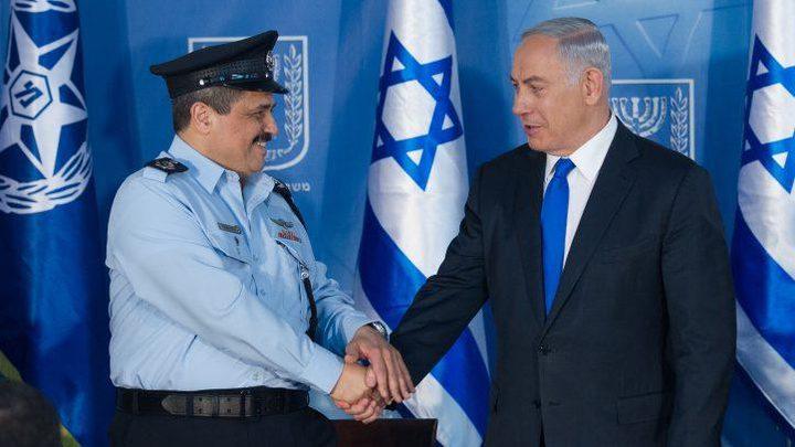 الكنيست تستدعي مفتش شرطة الإحتلال الاسرائيلية بعد اتهامه بالتسريب الأحد المُقبل