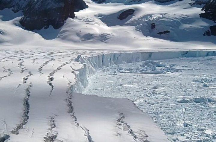 """مهمة """"عيد الحب"""" لاستكشاف عالم أنتاركتيكا"""