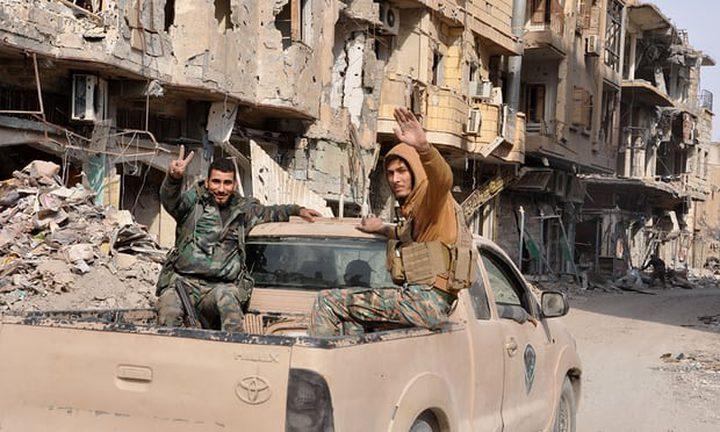 مقتل 15 جندياً روسياً في سوريا