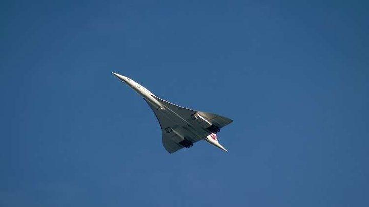 طائرة أسرع من الصوت تنافس كونكورد
