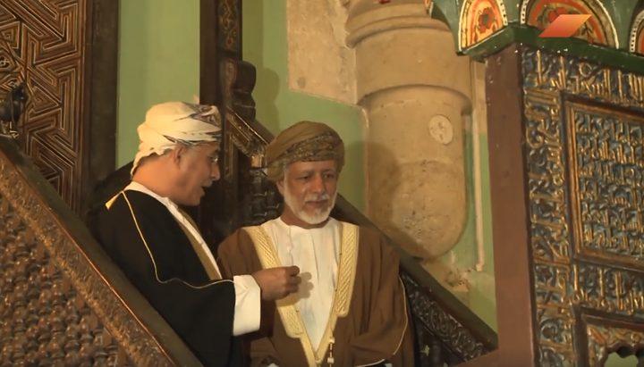 وزير الخارجية العُماني يزور بيت لحم والخليل (فيديو)