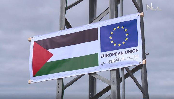 افتتاح مشروع شبكات الكهرباء في ضاحية الرشيد (فيديو)