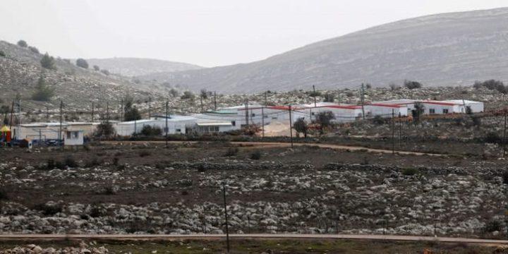 الاحتلال يصادق على إقامة وحدات سكنية وشق شارع على أراضي بيت لحم