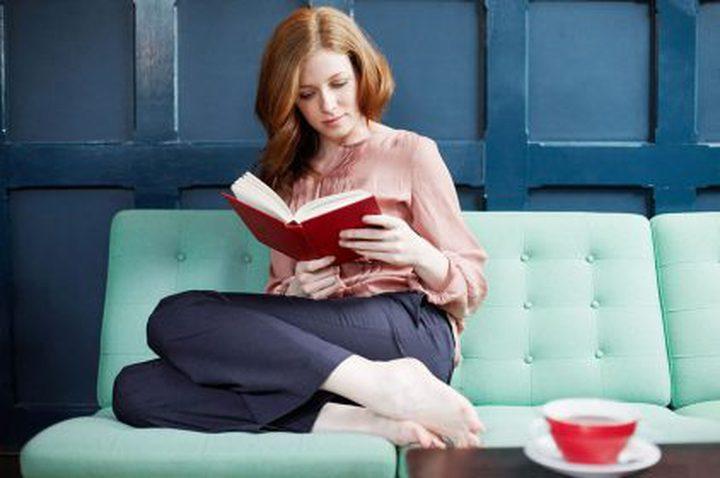 القراءة مهمة جداً لصحتك… كيف؟