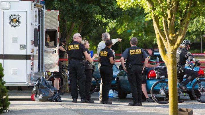 أنباء عن اطلاق نار في كلية هايلاين في واشنطن