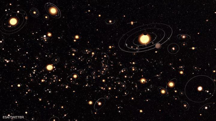"""تلسكوب ناسا"" يكتشف 95 كوكباً جديداً"