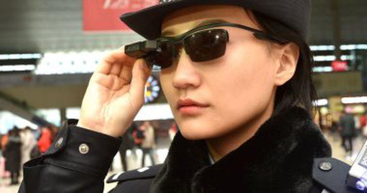 الصين: نظارات مزودة بتقنية التعرف على الوجه للتحقق من المسافرين
