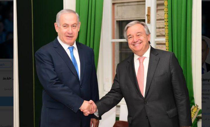 نتنياهو: الجولان ستبقي لاسرائيل للابد