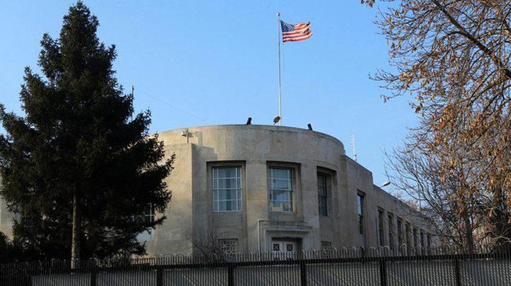 """أنقرة تغيّر اسم شارع السفارة الأميركية لـ""""غصن الزيتون"""""""