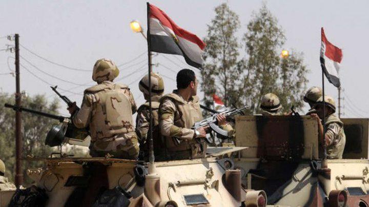 """الجيش المصري يكشف عن حصيلة عملية""""سيناء 2018"""""""