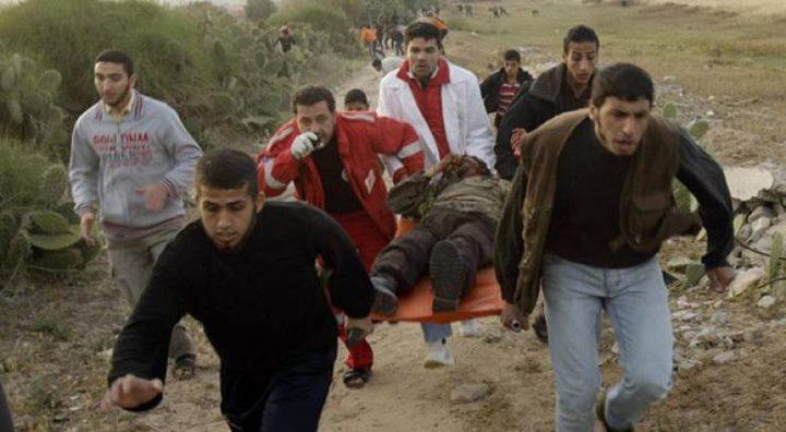 القدرة: 23 إصابة في مواجهات غزة بينهم حالة خطيرة