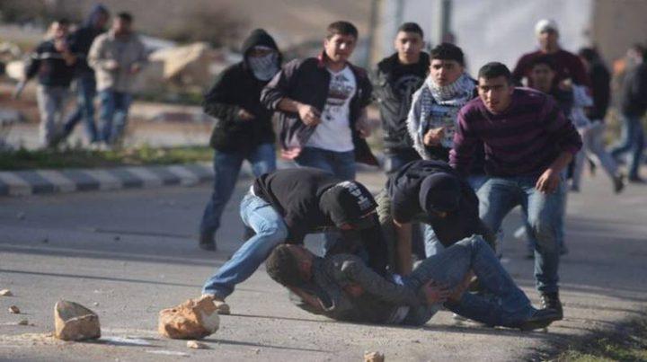 إصابة 148 مواطناً في مواجهات مع جيش الاحتلال بالضفة وغزة