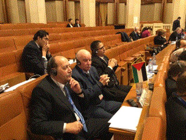 """""""المجلس الوطني"""" يشارك في اجتماعات الجمعية البرلمانية المتوسطية"""