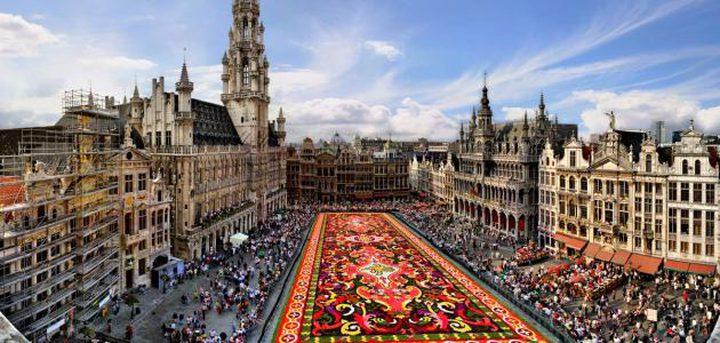 فعاليات الأسبوع الثقافي الفلسطيني الفلاماني في بلجيكا