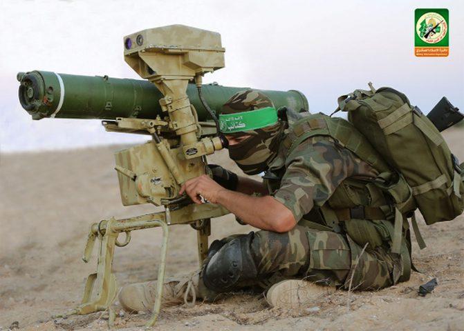 كتاب القسام: تصدينا للطيران الإسرائيلي في أجواء غزة بالمضادات