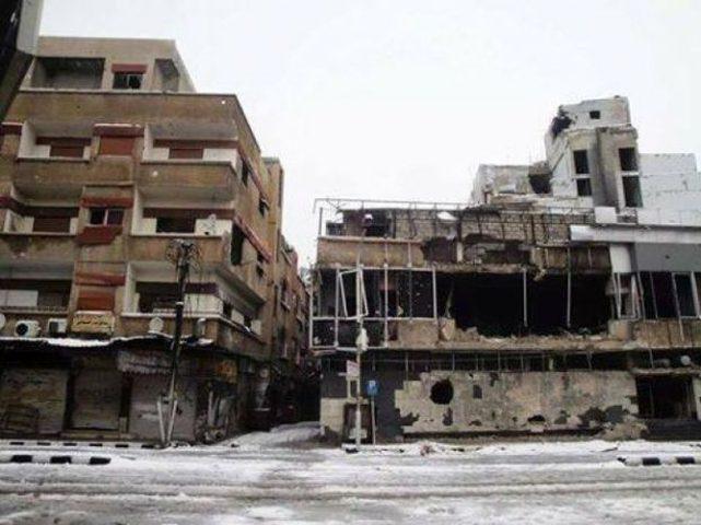 """""""داعش"""" يسيطر على مناطق جديدة في مخيم اليرموك وسط استمرار الاشتباكات"""