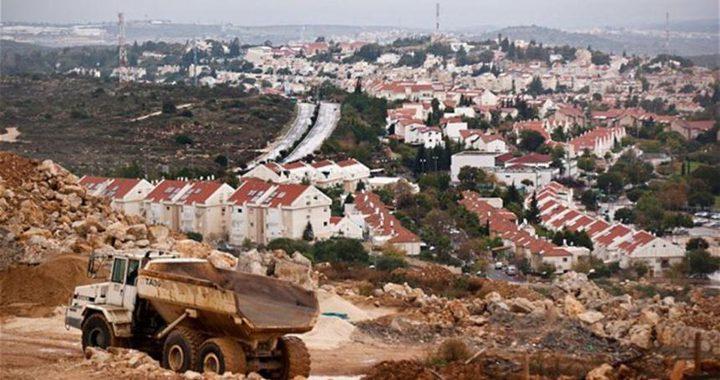 إسرائيل تمارس سياسة الضم الزاحف