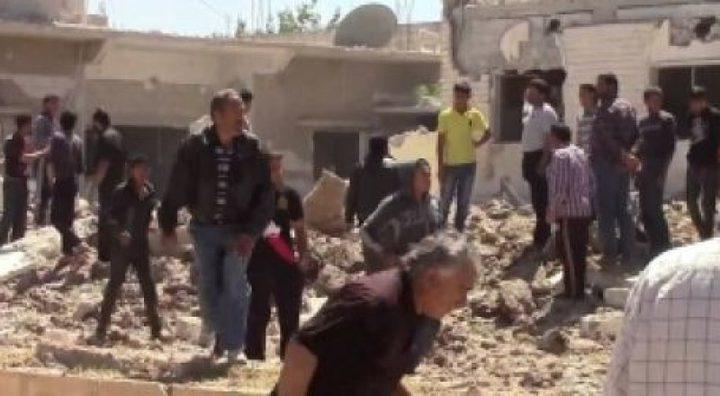 اختطاف لاجئ فلسطيني جنوب سورية
