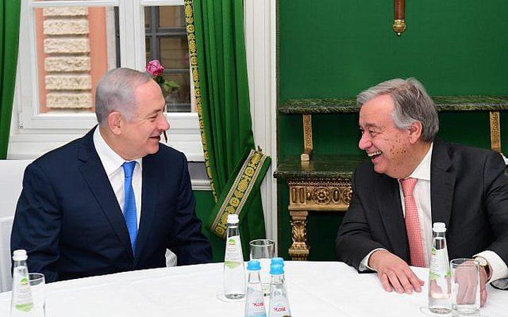 نتنياهو: إسرائيل لن تسمح لإيران بإنشاء موطىء قدم في سوربا