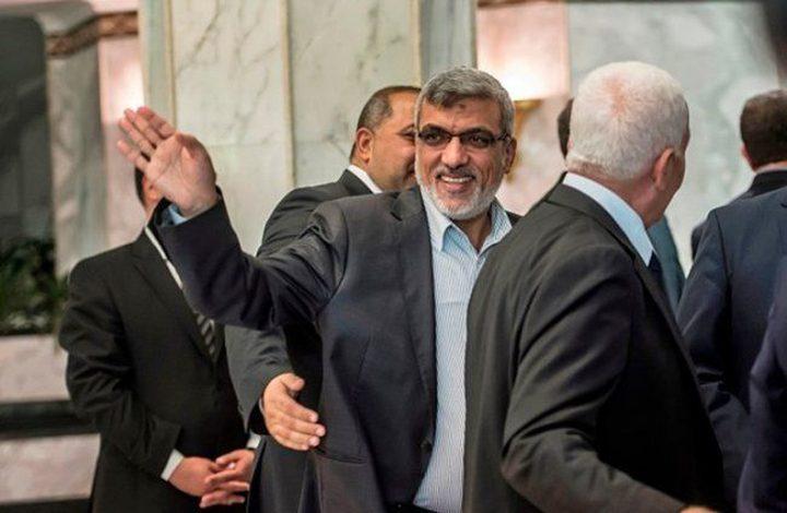 وصول وفد ثانٍ من حماس يضم أبو مرزوق والرشق إلى القاهرة