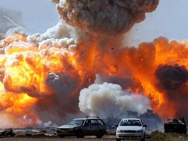 مقتل وإصابة 7 جنود في تفجير غرب العراق