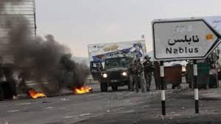 الاحتلال يزعم: اطلاق نار على سيارة إسرائيلية في حوارة