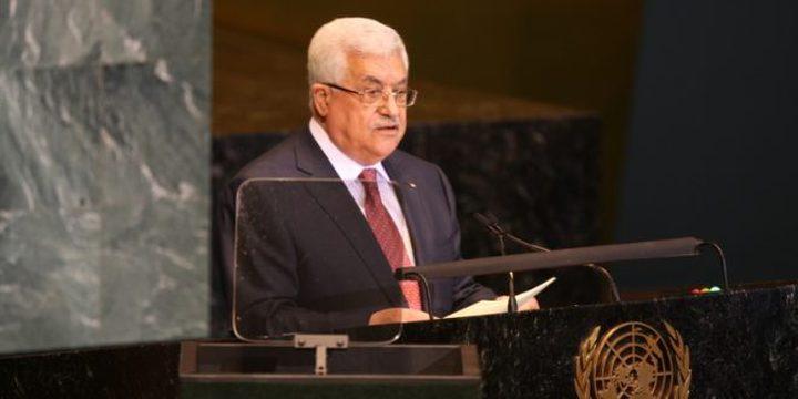 منصور: تشكيل فريق عربي لتنفيذ لقاءات مع مجلس الامن لتقديم طلب العضوية الكاملة لفلسطين