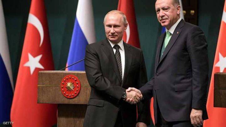 """أردوغان لبوتن: """"عواقب وخيمة"""" في انتظار دمشق"""