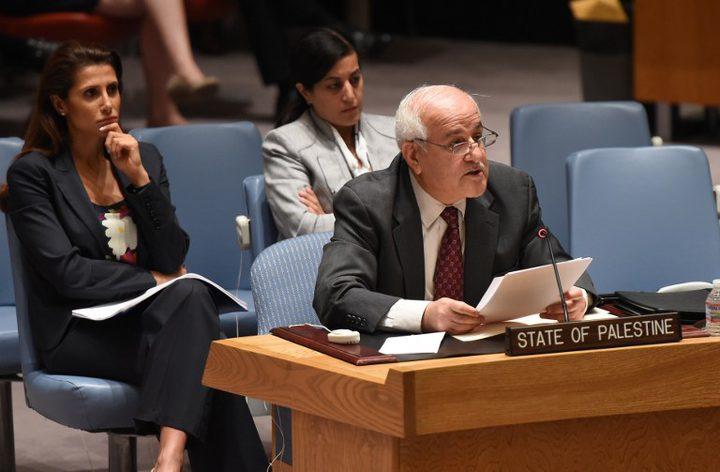 منصور يكشف أن محاولات منع عقد جلسة مجلس الأمن وإلقاء الرئيس كلمة باءت بالفشل