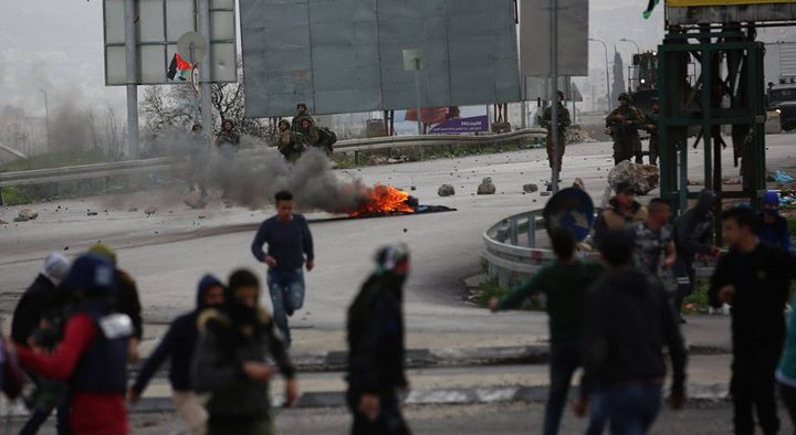 الصحة: إصابة بالرصاص الحي وصلت إلى مستشفى سلفيت الحكومي