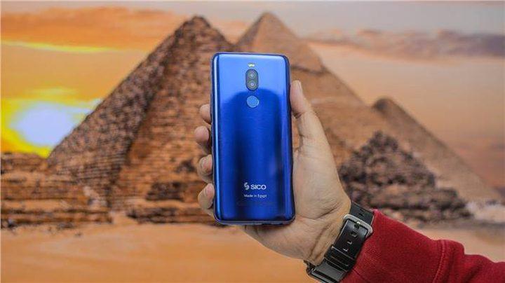 عن أول هاتف ذكي مصري الصنع
