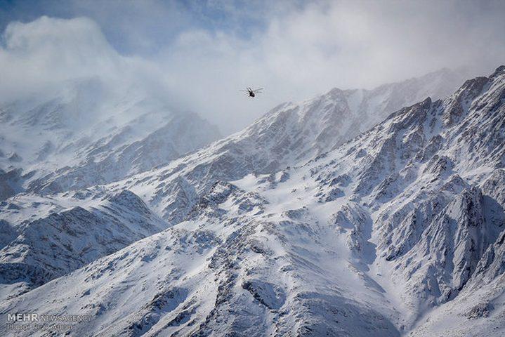 العثور على حطام الطائرة الإيرانية المنكوبة على ارتفاع 4000 متر
