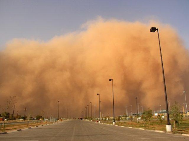 كيف تتجنب موجات الغبار وتأثيرها على صحتك؟