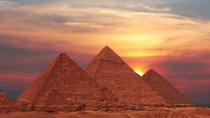 ما هو سر هندسة الأهرامات في مصر ؟