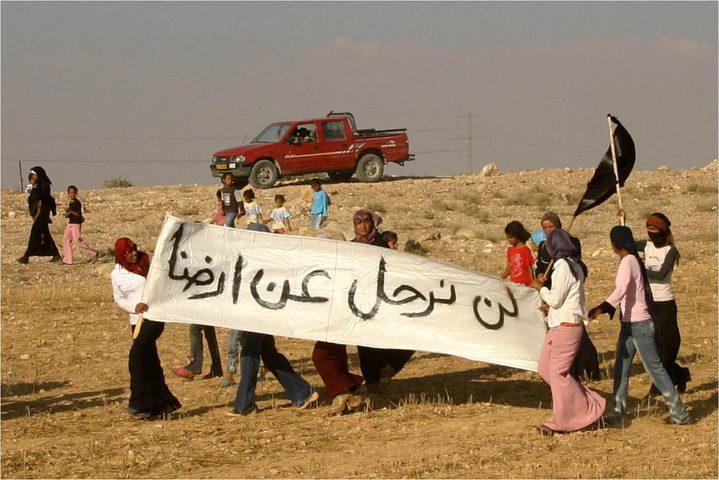 الاحتلال يهدم قرية العراقيب للمرة الـ125