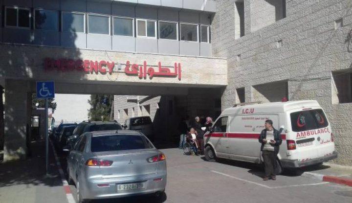 الاعتداء على طواقم طبية بمجمع فلسطين الطبي