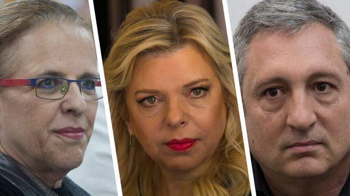 الاشتباه بتقديم نتنياهو رشوى لقاضية مقابل اسقاط التهم عن سارة نتنياهو