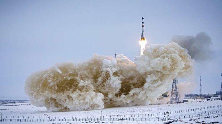 استئجار الوحدة الروسية في المحطة الفضائية الدولية