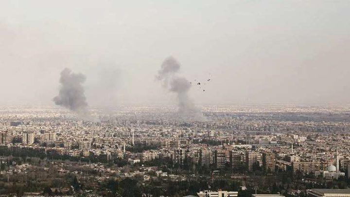 الأمم المتحدة تحذر من كارثة إنسانية في غوطة دمشق الشرقية وإدلب