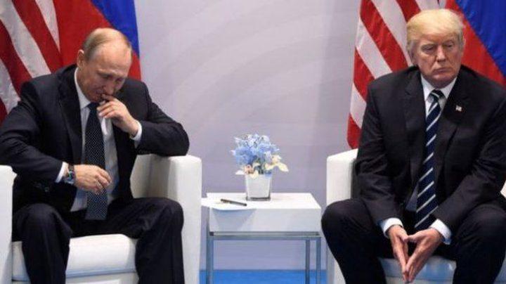 الولايات المتحدة تدرس فرض عقوبات جديدة على روسيا