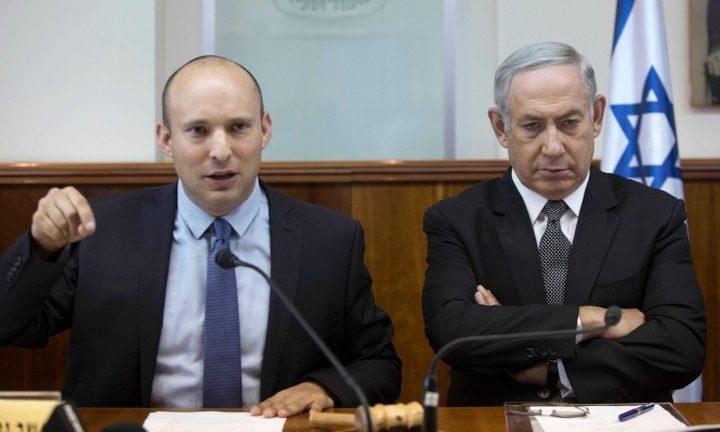 بينت يصرح : لن نحل الحكومة الإسرائيلية حتى تثبت إدانة نتنياهو