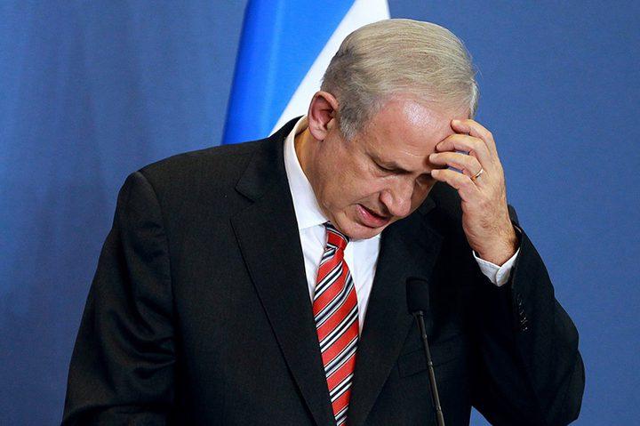 نتنياهو يستمر بالسقوط ....ودليل آخر يدينه !