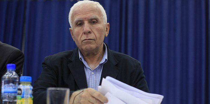 وفد أمني مصري في غزة غداً لمتابعة تنفيذ اتفاق المصالحة