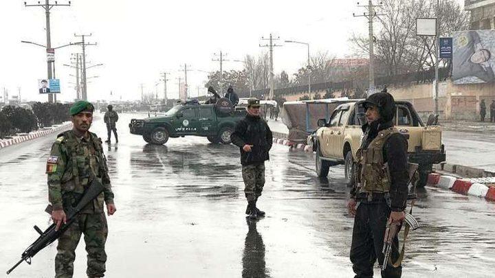 مقتل 20 جنديا في هجوم لطالبان غرب أفغانستان