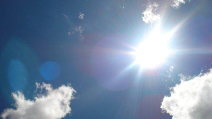 الطقس: الحرارة أعلى من معدلها السنوي بحدود 3 درجات