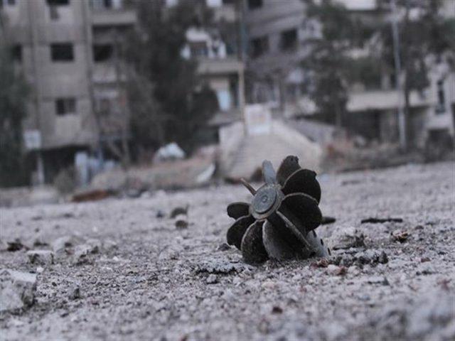 سقوط عدد كبير من القذائف على دمشق