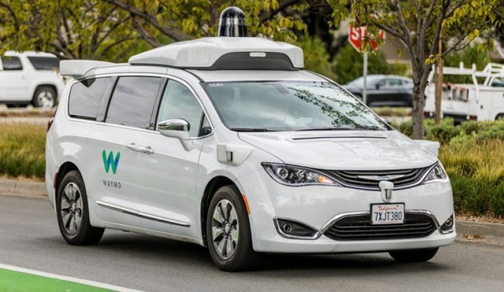 سيارات ذاتية القيادة في شوارع كاليفورنيا أبريل المقبل
