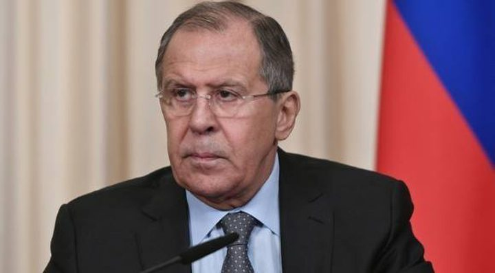 لافروف: وقف إطلاق النار في سوريا لا يشمل تنظيمات إرهابية