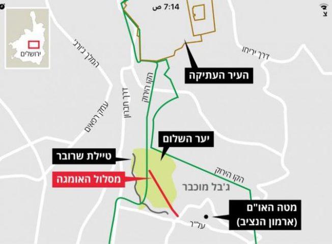خطة سياحية استيطانية جديدة في البلدة القديمة بالقدس
